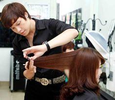 Học thiết kế mẫu tóc chuyên nghiệp ở đâu tốt và uy tín nhất?