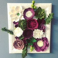 588 best flower felt paper and ribbon images on pinterest in felt flower bouquet felt flowers diy flowers fabric flowers paper flowers felt succulents make yourself felt fabric felt projects mightylinksfo