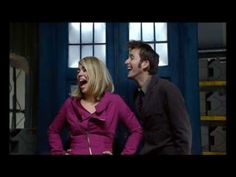The Doctor and Rose, fun video- 'Hot and Cold' :)  This just made me remember how much I love Rose and THE doctor