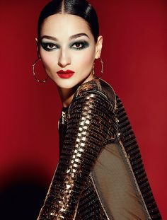 Yossi Michaeli for Harper's Bazaar Kazakhstan