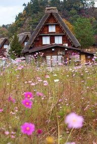 The World Heritage, Shirakawa Village, Japan