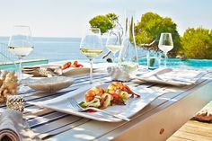 Villeroy & Boch New Wave Gourmetbord / Barbecuebord Barbacoa, Italian Lifestyle, Perfect Pizza, New Wave, Villeroy, Serving Dishes, Outdoor Dining, Summer Time, Ideal Home