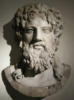 Zeus, el dios de los dioses del Olimpo (hijo de Crono)