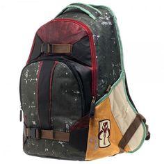 c659c9768b Star Wars Boba Fett Mandalorians Backpack