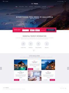 jpg by José Polanco Website Layout, Web Layout, Layout Design, Website Ideas, Ux Design, Graphic Design, Wordpress Website Design, Wordpress Theme Design, Maquette Site Web