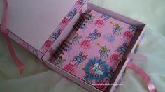 Padlock Diary Diários com cadeado Sonia Cirino Atelier