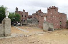 Oião: Castelo Engadi Caicó-RN
