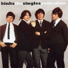 After the Beatles, the Kinks were my favorite band of the British Invasion. And  'You Really Got Me' still remains my favorite rock song of all time.