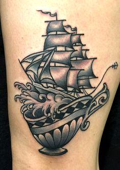 Black Work, Deathly Hallows Tattoo, Tattoos, Tatuajes, Tattoo, Japanese Tattoos, A Tattoo, Tattoo Designs, Tattooed Guys