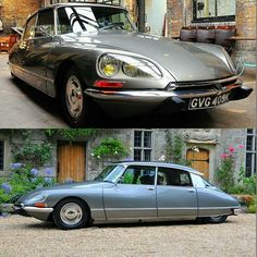 1971 Citroen DS 21 Pallas Efi