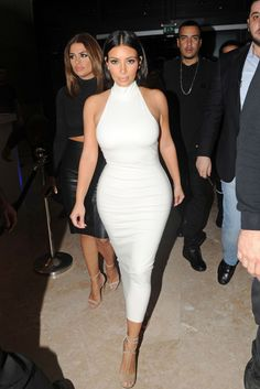 f2bb113be47 Find Out Which Celeb-Loved Brand Is Getting a Major Makeover. Jenner StyleKim  Kardashian White DressKardashian ...
