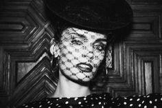 #tocado #headpiece #Cherubina #Vogue