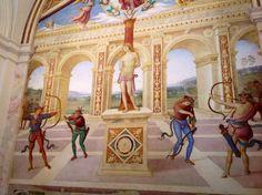 E, alla fine, Perugino è l'estasi che ammutolisce [Oddio, anche un po' la fame...] #alTrasimeno/famedarte @Social_Ita foto di @marcostancati