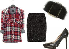 One Perfect Plaid Shirt, 10 Fun Ways To Wear It