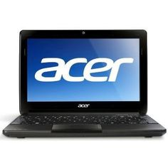 Acer Aspire One AOD270-1492 10.1 LED Netbook Intel Atom N2600 1.60GHz 1GB DDR3 320GB HDD 802.11a/b/g/n Windows 7 Starter by Acer. $271.69