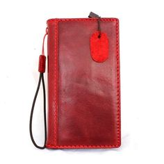 genuine natural leather hard Case For apple iphone by caseleather
