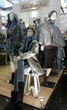 Galeri Batik Jawa for Green Fashion Movement @Charlene Brown Hartono Fashion Week 2014, JCC