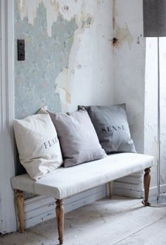 Etxekodeco turns 3 years old! - Home Design & Interior Ideas Shabby Chic, Interior And Exterior, Interior Design, Interior Decorating, Deco Addict, Living Spaces, Living Room, Ivy House, House Doctor