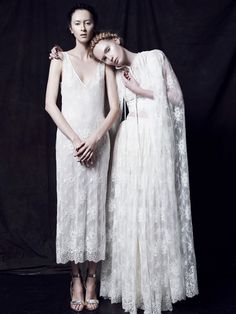 cool chic style fashion: HOUGHTON BRIDE FALL / WINTER 2013 LOOKBOOK