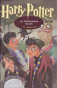 Marraskuu 2014: J. K. Rowling - Harry Potter ja Feeniksin kilta