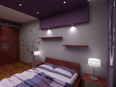 podwieszany sufit w sypialni - Szukaj w Google