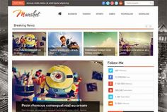 Websurfmedia provides insightful tutorials, handy & inspirational resources for web design and development, graphic design, mobile applications development and even Areas Of Life, Mobile Application Development, Top 5, Thought Process, Create Website, Sports Games, Blogger Templates, Website Template, Wall Design