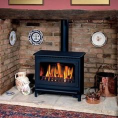 Gazco Marlborough Large Conventional Flue Gas Stove