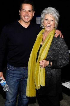 Bobby & Paula Deen at Grand Tasting presented by ShopRite Featuring KitchenAid® Culinary Demonstrations presented by MasterCard®