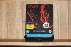 British Hellboy blu-ray steelbook