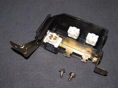 90 91 92 93 acura integra oem engine fuse box cover products 94 95 96 97 mazda miata oem engine fuse box