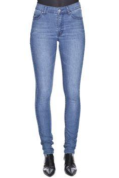 Second Skin MID   #cheapmonday #WhiteCastleBlueJeans #swedish #jeans