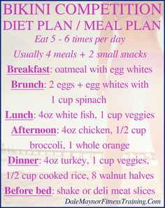 Women's Diet: for Weight Loss (Macros) (Plan) — Redding Ca Personal Trainer