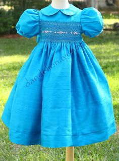 Smocked Summer Dresses