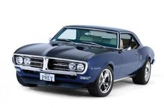 Pix For > 1968 Pontiac Firebird Custom