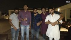 #Rangasthalam Movie Team Celebrating With #MegaStar  #Chiranjeevi #RamCharan #Sukumar #VamshiPaidipally #SandeepVanga #Tollywood #Vega #Entertainment #VegaEntertainment
