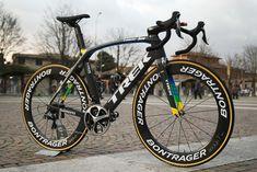 Pro bike gallery: Cancellara's Milano-Sanremo Trek Madone - VeloNews.com