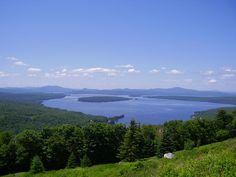 Mooselookmeguntic Lake...so beautiful...