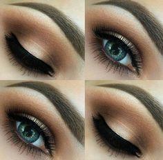 Eyes Makeup # Love