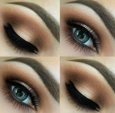 Eyes Makeup # Love