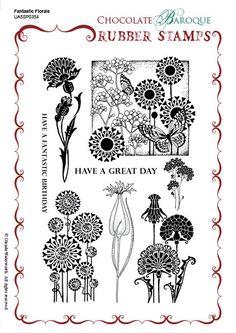 Afbeeldingsresultaat voor chocolate baroque fantastic florals