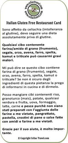 Eating Gluten-free in Rome | http://www.eatingitalyfoodtours.com/2013/06/03/gluten-free-rome/