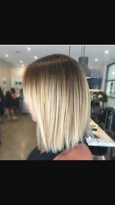 summer hair inspo // brown to blonde balayage