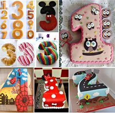 Number Cakes Ideas Perfect For Your Next Party   The WHOot
