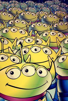 Little Green Men Store Command  Tomorrowland  Disneyland  Anaheim, CA