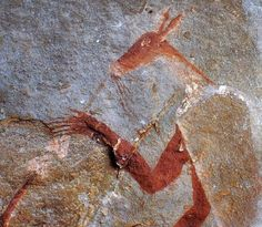The Caves of Altamira caves Spanish are famous for their rock paintings of the Upper Paleolithic depicting wild mammals and human hands. Paleolithic Art, Cave Drawings, Art History, Ancient History, Art Ancien, Fresco, Art Premier, Aboriginal Art, Ancient Artifacts