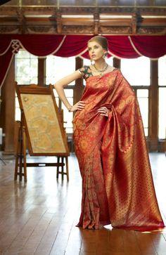 Kanchipuram silk Saree Collection