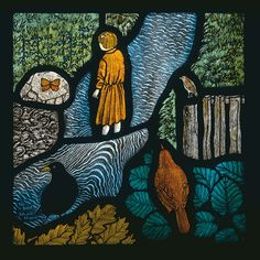 paul quail stained glass - the brook - Google Search