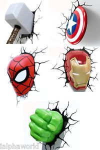 Deco Chambre Avengers Deappelsupport