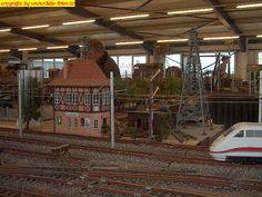 """Ausstellung """"Club der LGB-Freunde Rhein/Sieg"""" in Meckenheim am 19. + 20. März 2005: Stellwerk"""