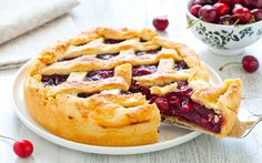 La Cherry pie è la tipica crostata americana con le ciliegie: è la ricetta più amata dall'agente Dale Cooper di Twin Peaks.